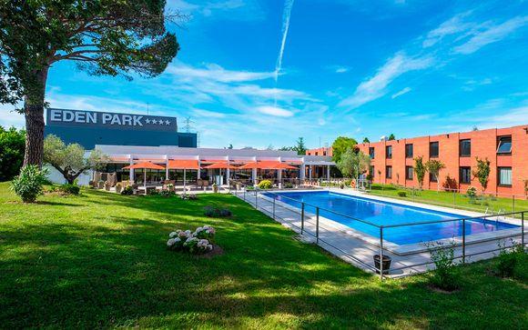 Girona - Eden Park 4*