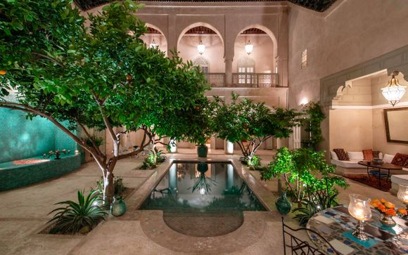 Marruecos Marrakech - Riad Emberiza Sahari desde 75,00 €
