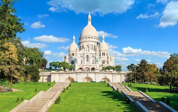 Francia París - Hotel Whistler 4* desde 42,00 €