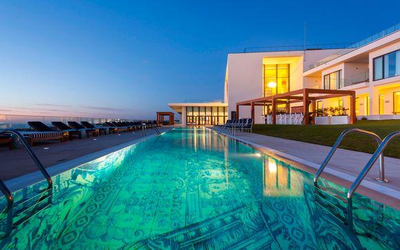 Portugal Óbidos - Evolutee Hotel do Royal Óbidos Spa &amp Golf Resort 5* desde 150,00 €
