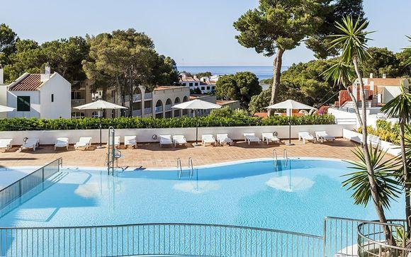 España Mahón - Ilunion Menorca desde 48,00 €