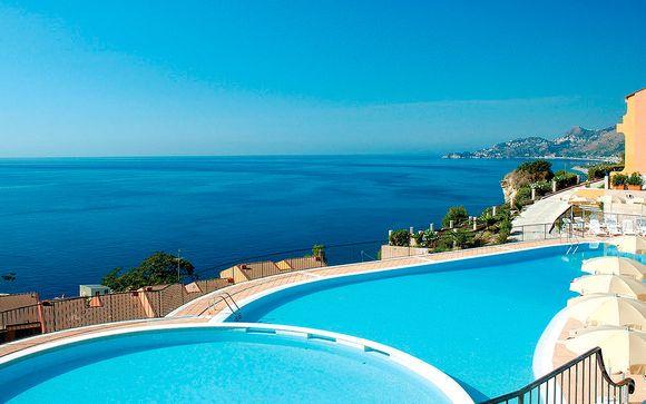 Italia Taormina - Capo dei Greci Taormina Coast Hotel &amp SPA 4* desde 232,00 €