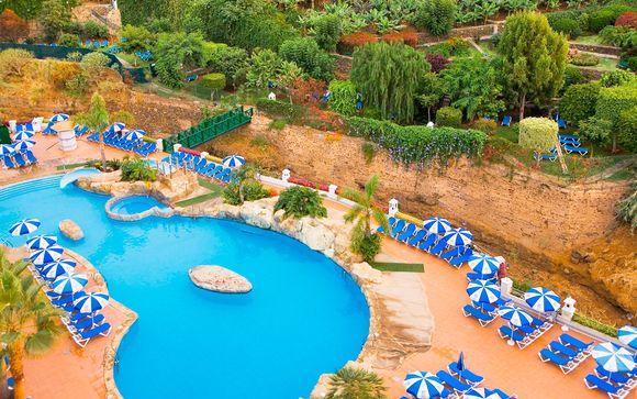 Diverhotel Tenerife Spa & Garden 4*