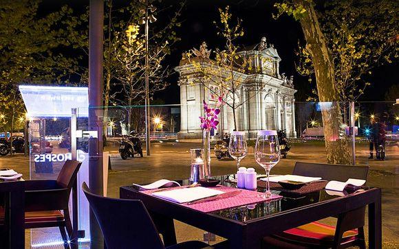 Hotel Hospes Puerta de Alcalá 5*