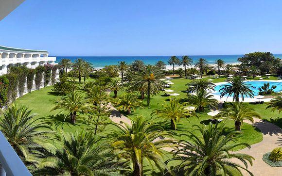 Hotel Sensimar Palace Oceana Hammamet 5* - Solo Adultos