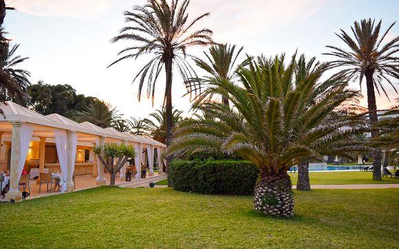 Hotel Sensimar Palace Oceana Hammamet 5*