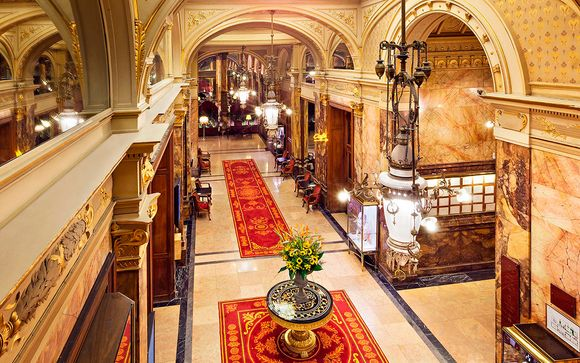 Bélgica Bruselas - Hotel Metropole 5* desde 63,00 €