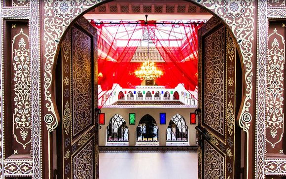Marruecos Marrakech - Ryad Art Place Marrakech 5* desde 56,00 €