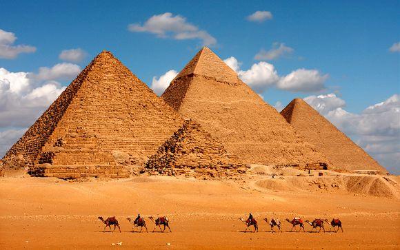 Egipto El Cairo - Descubre Egipto con Hotel Marriott 5* desde 836,00 €