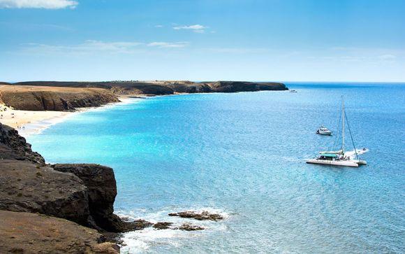 España Costa Teguise - Blue Sea Costa Bastian 4* desde 132,00 €