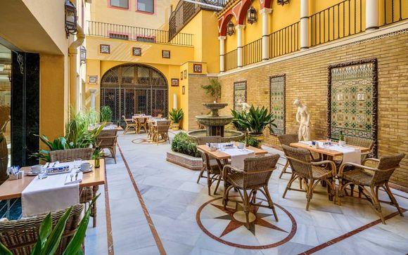 Un hotel Boutique en la capital del Guadalquivir