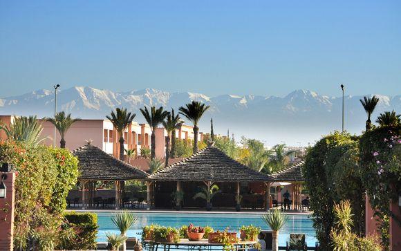 Marruecos Marrakech - Kenzi Menara Palace &amp Resort 5* desde 102,00 €