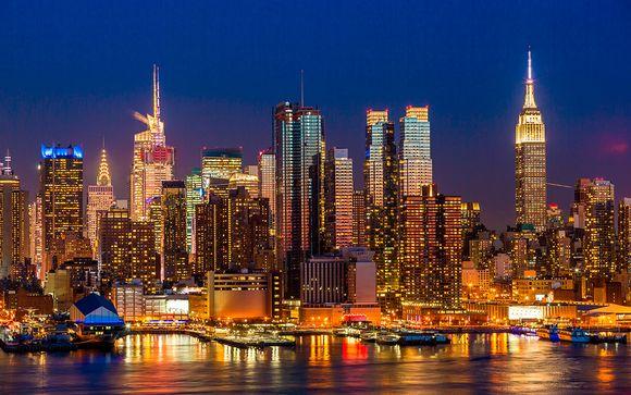 Estados Unidos Nueva York - The Manhattan Club 4* desde 74,00 €