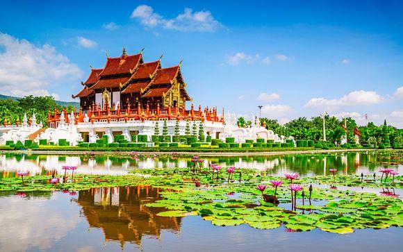 Bangkok, Triángulo de Oro y Camboya