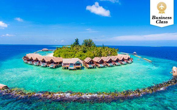 Maldivas Kuda Rah - Amaya Resort Kuda Rah 5* desde 4.341,00 €