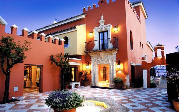 Hotel Los Jándalos Vistahermosa 4*
