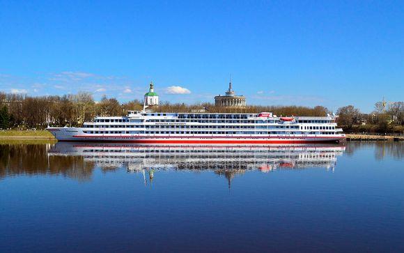 Crucero por el Volga con MS Rostropovich