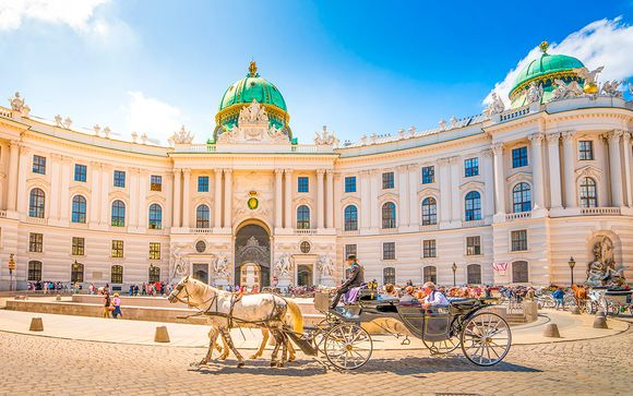 Viena y Budapest