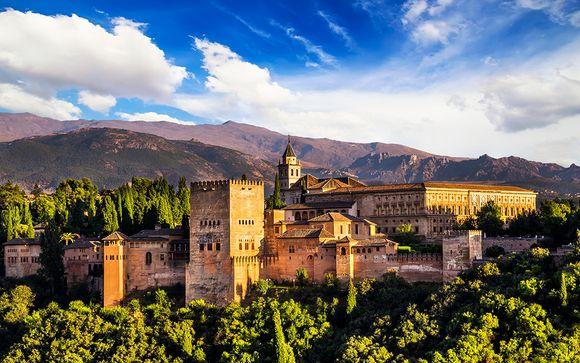 La Ciudad de la Alhambra te espera