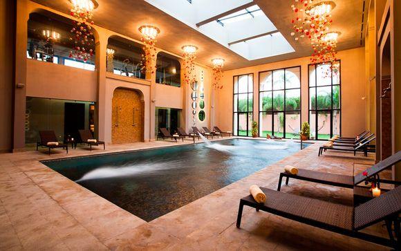 Marruecos Marrakech - Hotel Kenzi Club Agdal Medina 5* desde 162,00 €