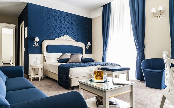 Italia Roma - Dei Borgia Hotel 4* desde 113,00 €
