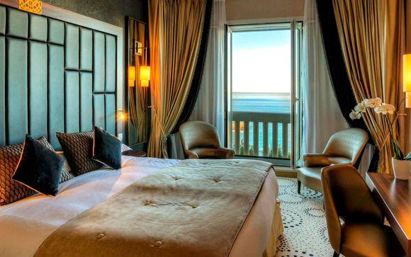 Le Regina Biarritz Hotel & Spa MGallery by Sofitel 5*