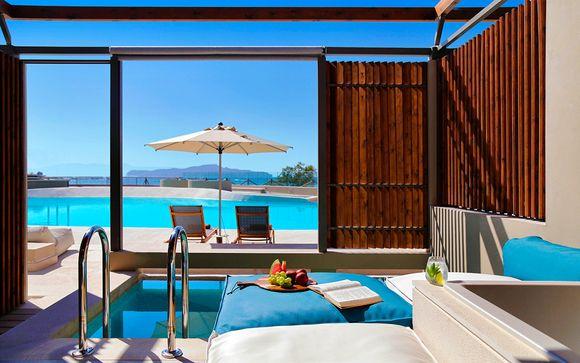 Grecia Chania - Domes Noruz 5* - Solo Adultos desde 329,00 €