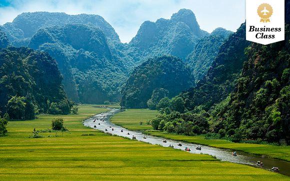 Vietnam Ho Chi Minh - Vietnam Impresionante con 2N en la Bahia de Halong desde 4.353,00 €