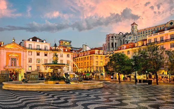 Portugal Lisboa - Masa Hotel Almirante desde 72,00 €