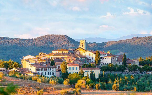 Puro relax en la Toscana