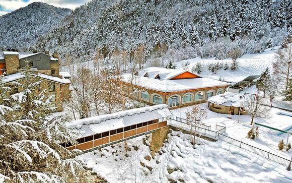 Andorra Arinsal - Hotel Sant Gothard 4*