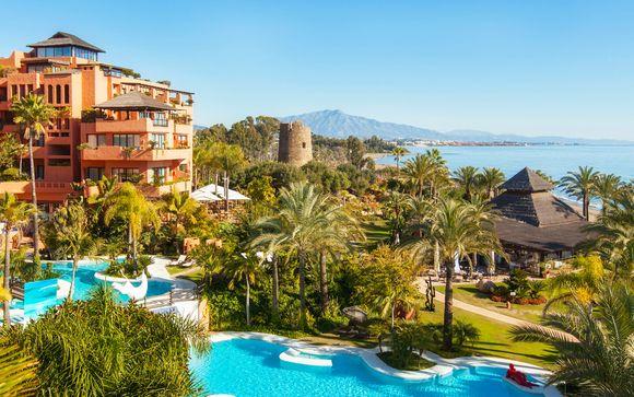 Málaga - Kempinski Hotel Bahía Beach Resort & Spa 5*