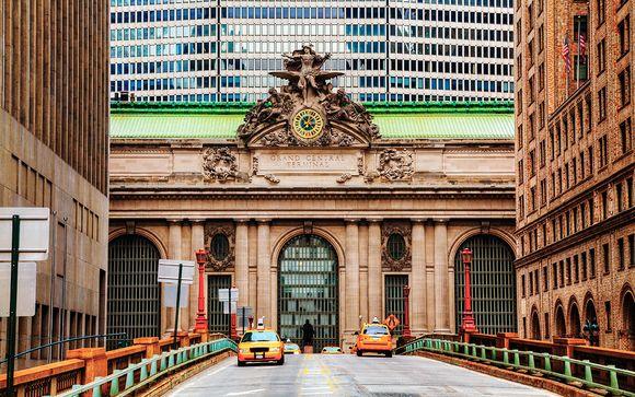 Extensión a Nueva York de 3 o 5 noches, a elegir