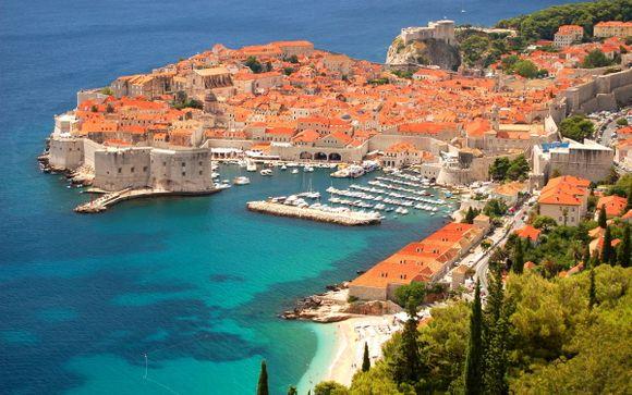 Croacia Dubrovnik - Croacia e Islas del Adriático desde 1.245,00 €