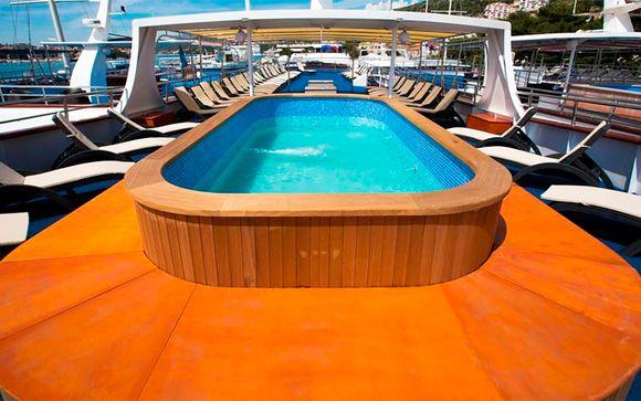 Barco MS Apolon 5*