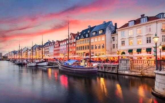 Dinamarca Copenhague - Descubriendo las capitales escandinavas desde 1.206,00 €