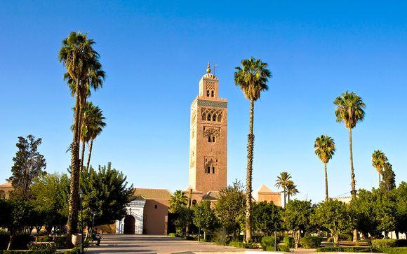 Habitación Deluxe en el corazón de la Medina