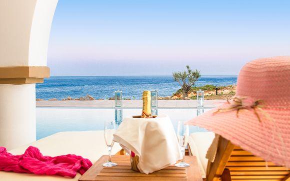 Grecia Rodas - The Kresten Royal Villas & Spa 5* desde 205,00 €