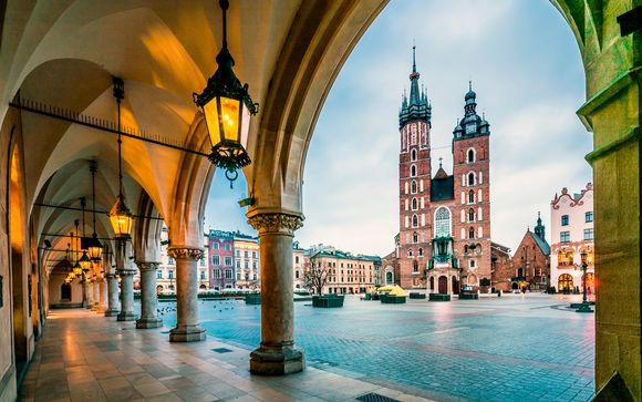 Berlín y ciudades de Polonia
