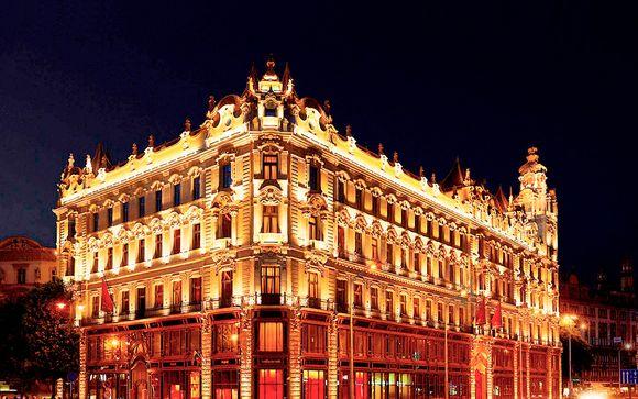 Hungría Budapest - Buddha-Bar Klotild Palace 5* desde 57,00 €