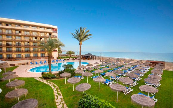 Málaga - VIK Gran Hotel Costa del Sol 4*