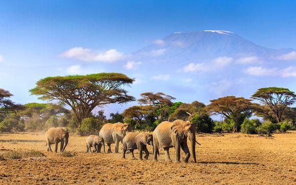 Kenia Diani Beach - Southern Palms Beach Resort 4* con safari desde 1.041,00 €