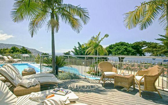 Portugal Funchal - Quinta das Vistas Palace Gardens 5* desde 275,00 €
