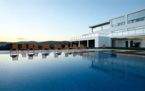 Portugal Mondim de Basto - Água Hotels Mondim de Basto 4* desde 69,00 €