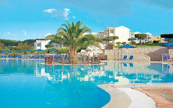Mare Blue Beach Resort 4*