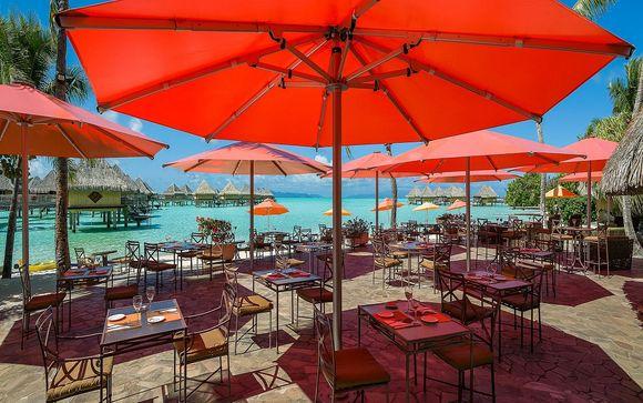 InterContinental Le Moana Bora Bora Resort 4*