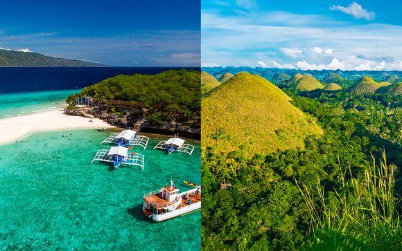 Filipinas exóticas: Cebu, Bohol y Siquijor