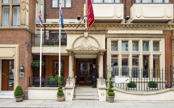 Reino Unido Londres - Knightsbridge Apartments @ The Capital 5* desde 271,00 €