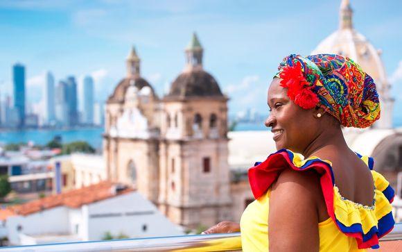 Colombia Cartagena - Colombia, aromas de café y mar desde 2.095,00 €