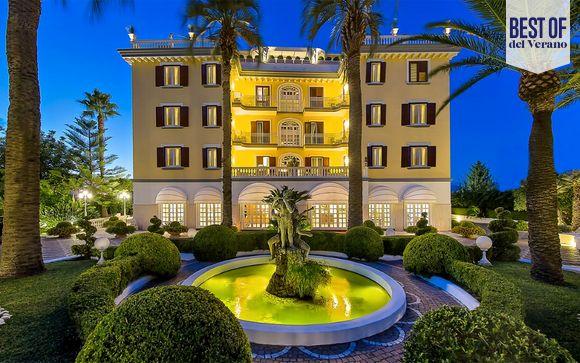 Italia Sorrento - La Medusa Hotel & Boutique Spa 4* desde 88,00 €